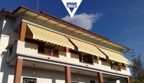 Le tende per sfruttare al meglio il proprio balcone